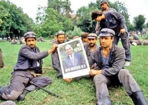 Nu vă uitam noi, nemernicilor!  Mineriada din iunie 1990